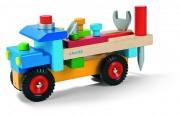 Janod DIY Truck – Fully loaded