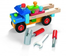Janod DIY Truck - With tools