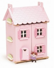 Le Toy Van First Dreamhouse Cottage with Furniture