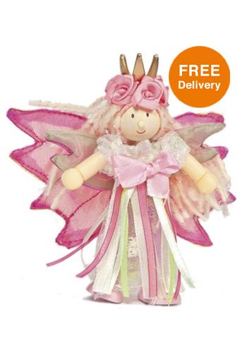 Budkins Princess Fairybelle