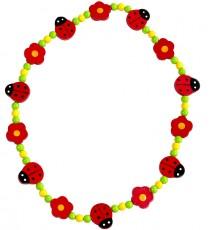 Orange Tree Toys Ladybird Necklace