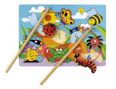 Tidlo Magnetic Fun Bugs
