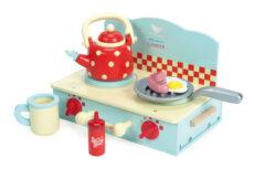 Le Toy Van Honeybake Mini Stove Set
