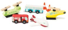 Le Toy Van Airport Set