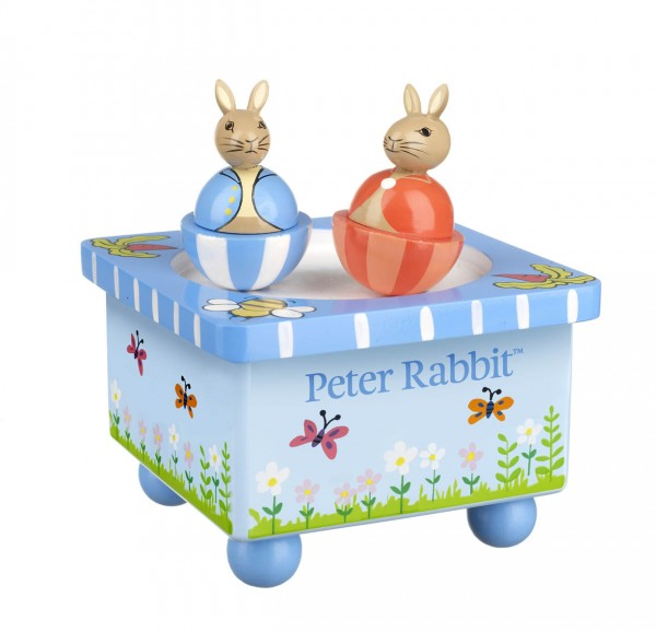 Orange Tree Toys Peter Rabbit Music Box