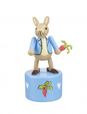 Orange Tree Toys Peter Rabbit Push Up