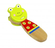 Orange Tree Toys Frog Clacker