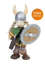 Budkins Sven the Viking - Free Delivery