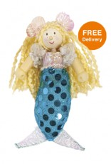 Budkins Mermaid Oceane - Free Delivery