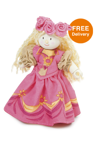 Budkins Princess Amelia - Free Delivery