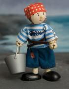 Budkins Jacob the Pirate