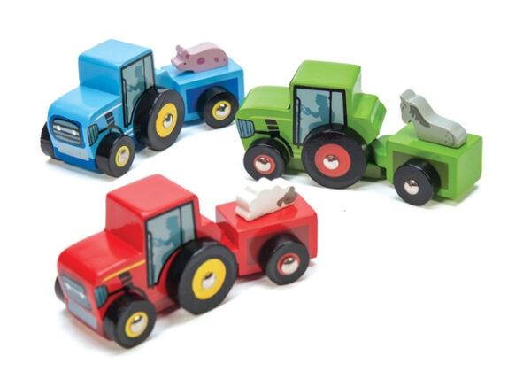 Le Toy Van Pelmel Tractor Trails
