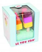 Le Toy Van Honeybake Ice Lollies – Packaging