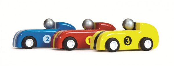 Le Toy Van Pull Back Racers