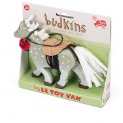 BK836 Wooden Horse Packaging