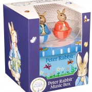 Packaging – Peter Rabbit Music Box