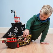 TV246 Barbarossa Pirate Ship Life Style.