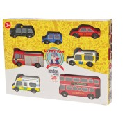 TV267 London Car Set Packaging