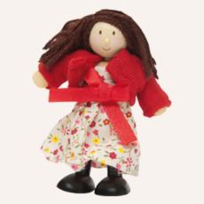 Budkins Wooden Dolls