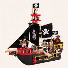 Pirate Ships & Pirates