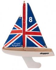 uk flag yacht