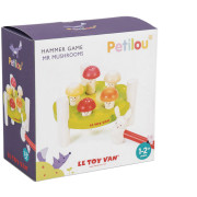 PL092 Hammer Game 'Mr Mushrooms' packaging