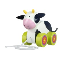 Pull Along - Cow