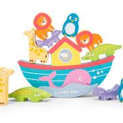 TV214 Noah's Balancing Ark