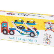 TV444 Race Car Transporter Set Packaging