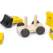Toys modeled bu Lilly, Tabitha, Poppy and Leon