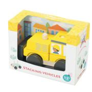 TV456 Bulldozer Stacker 12months+ Packaging
