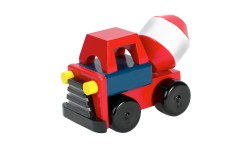Vehicles - Small Cement Mixer