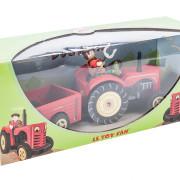 berties tractor packaging