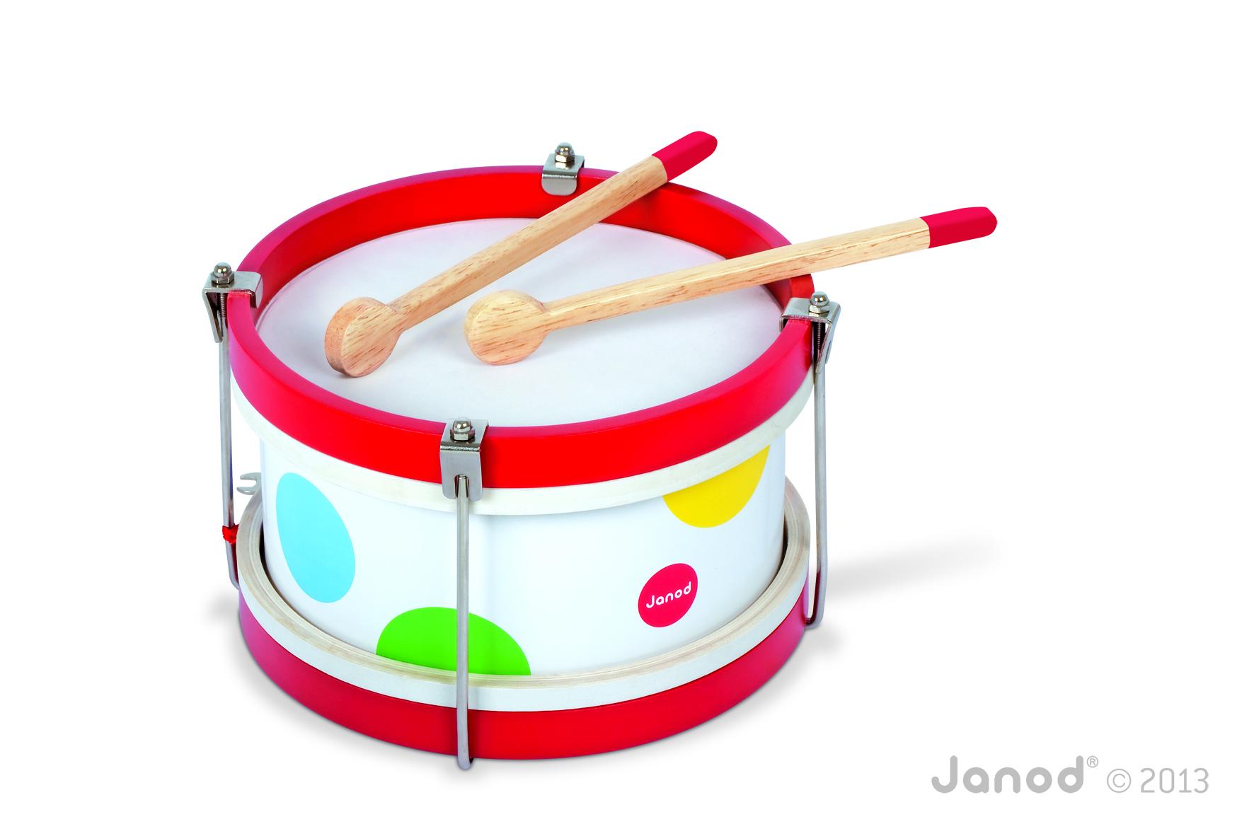 Janod Confetti My First Drum