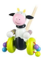 cow push alongs