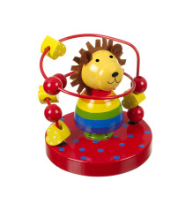 Bead Frame - Lion