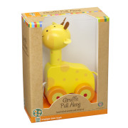 Giraffe Pull Along_Packaging