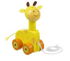 Pull Along - Giraffe