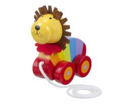 Pull Along - Lion