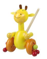 Push Along - Giraffe small