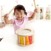 E0303 Little Drummer with child-2