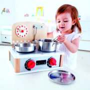 E3151 2-in-1 Kitchen & Grill Set with child-3 small