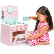 TV303 Oven and Hob Pink