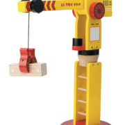 TV449 The Big Wooden Crane
