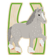 h-horse