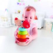 E0448 Pepe Sound Stacker-with child