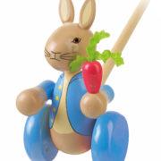 Peter Rabbit Push Alongs – NO BEADS