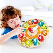 E1622 Chunky Clock Puzzle _child