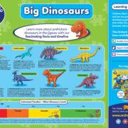 256 Big Dinosaurs PKG OL 141116