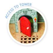 TV290 Lionheart Castle Access to Tower
